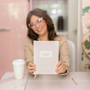 ✨ NWT Everything Journal   Jillian Harris x Love Powered Co.